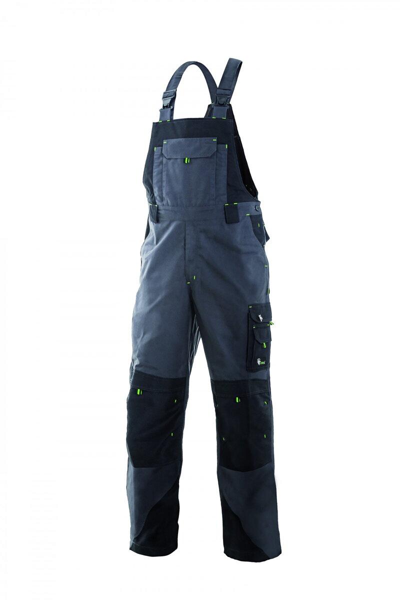 97657148ffcc CXS SIRIUS TRISTAN zimné nohavice s náprsenkou
