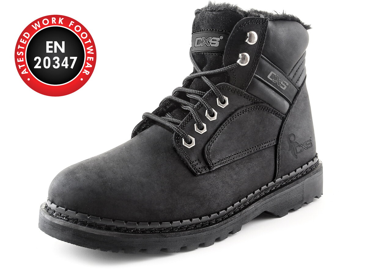 CXS ROAD INDUSTRY zimná obuv 47cfc5058c2