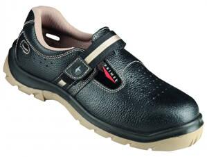 6d51dd573e672 osobne ochranne pracovne pomocky, pracovna obuv, sandále, poltopánka ...