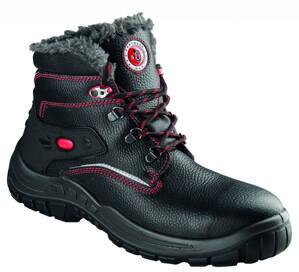 2ab8de4a82b4 Zimná členková obuv TABERNUS S3